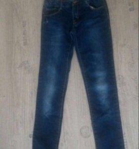 Подростковые джинсы Zara Kids для девочек 164 см