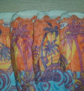 Трусики-подгузники для плаванья