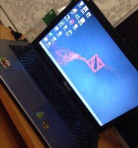 Asus x550cc intel i5 gt720m 2gb, 12gb