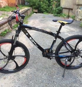 Велосипед Бмв х6 улучшенная комплектация