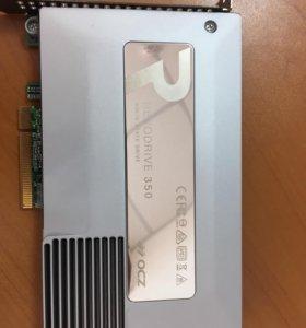 PCI-E SSD-накопитель OCZ RevoDrive 350/240GB (б/у)