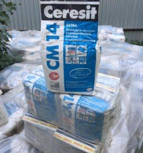 Клей Ceresit CM 14 Extra