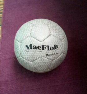 Мяч футбольный MacFloh