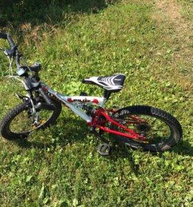 Велосипед горный до 12 лет