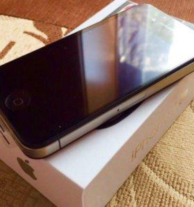 Айфон 4s 16gb НОВЫЙ