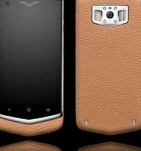 VERTU CONSTELLATION V капучино