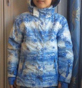 Горнолыжный костюм Glissade куртка и штаны 6-8 лет
