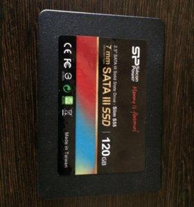 Ssd 120 GB или обмен на видюху