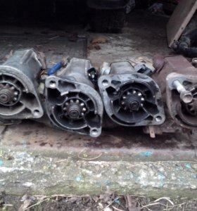 Стартер Toyota 2C 2CT 3C