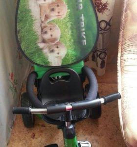 """Детский трехколёсный велосипед НОВЫЙ. """"Capella""""."""