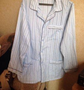 Пижама мужская новая 54 размера