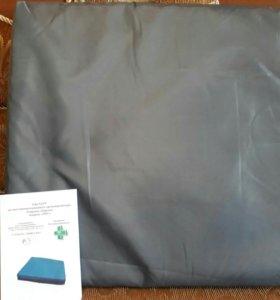 Противопролежневая гелевая подушка-сидение ( ппг)