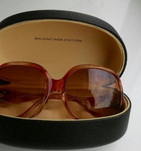Очки солнцезащитные Balenciaga edition