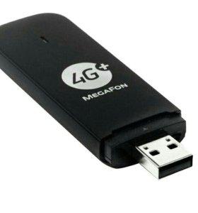 4G+ (LTE) модем M150-2 (черный), БЕЗ СИМ КАРТЫ!