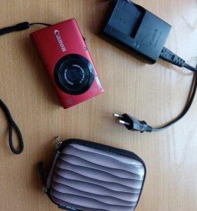 Фотоаппарат с функцией записи видео (canon)