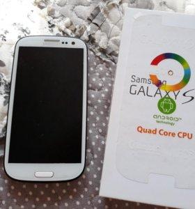 Samsung Galaxy SIII на запчасти