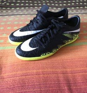Кроссовки Nike Hypervenom X