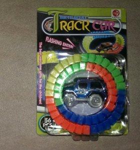Набор Track car( машина+ трек)