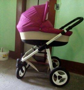 Детская коляска 2 в 1+ автокресло
