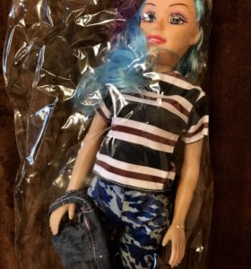 Новая кукла 50 см