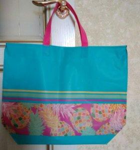 Пляжная сумка (новая)