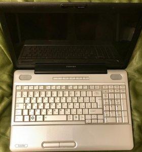 Ноутбук Toshiba L500D-16Q