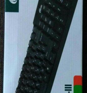Клавиатура usb ritmix rkb-3