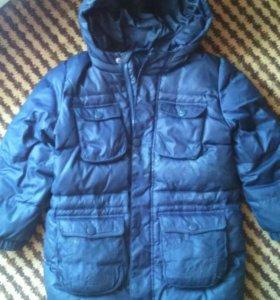 Куртка осень 116р