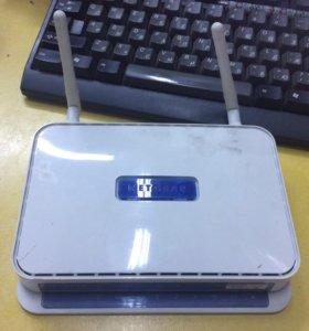 Гигабитный wi-fi роутер