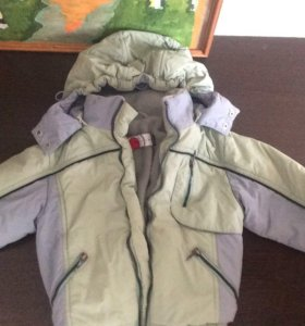 Куртка б/у осень -весна р 92-98