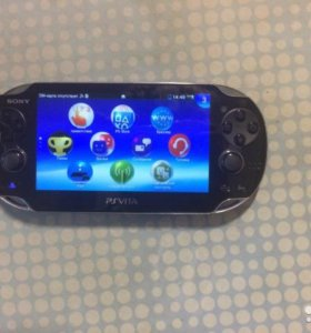 PlayStation Vita 3G/wi-fi 4Gb + 6 игр