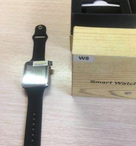 Умные смарт часы watch