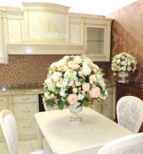 Цветы для праздника и интерьера