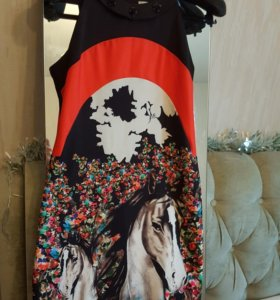 Праздничное платье wagoon из плотного трикотажа