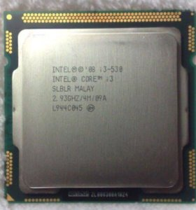 Intel Core i3 530 (2.9Ghz / LGA1156)