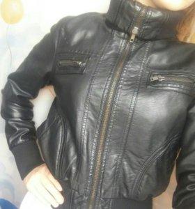 Кожаная куртка /коженка