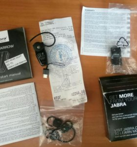 Bluetooth гарнитура Jabra JX15 Arrow 1