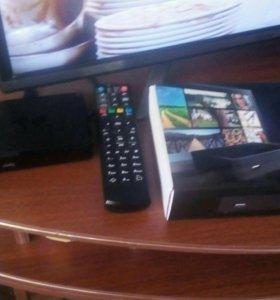 Цифровая новая IPTV приставка MAG 245