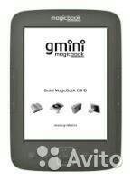 Сенсорная книга Gmini MagicBook C6HD
