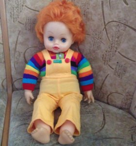 Кукла времён СССР