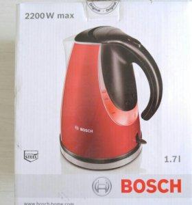 Новый Чайник BOSCH TWK7704RU/01