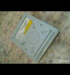 Два дисковода для пк