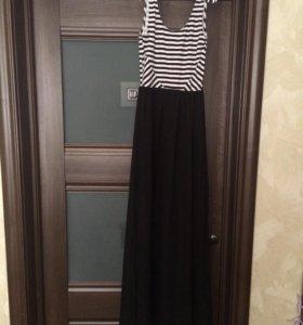 Платье hm!