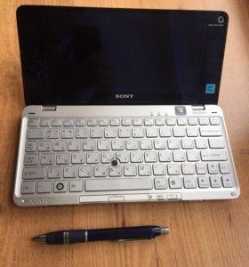 Ультракомпактный ноутбук Sony VGN-P39VRL