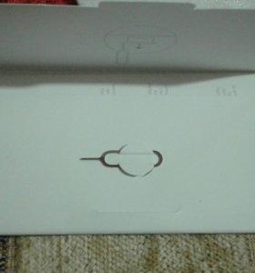 Коробка от айфона 6 s. Коробка от наушников, ключи