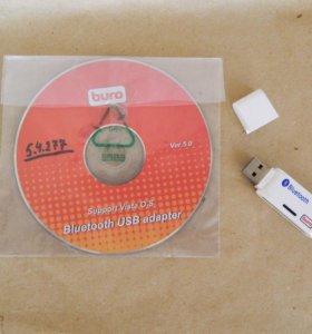 Bluetooth устройство buro BT206