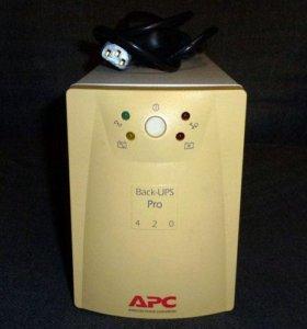 Источник бесперебойного питания (ИБП) APC Back-UPS