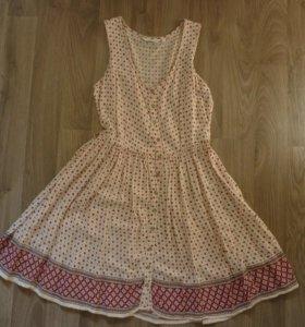 New look нью лук платье безрукавка