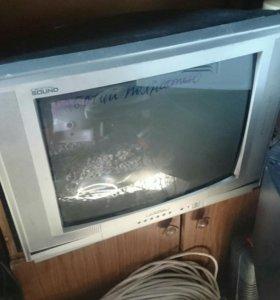 Телевизор рабочий Акира