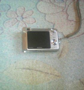 Sony cybershot W-100